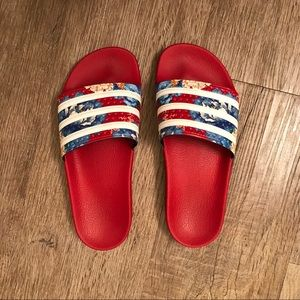 Shoes - Adidas slides